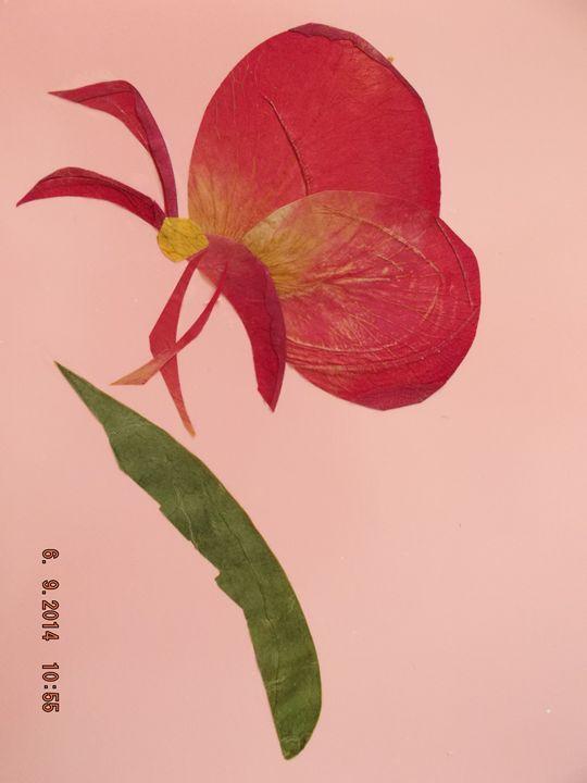 hand made card - Original Decrative Art
