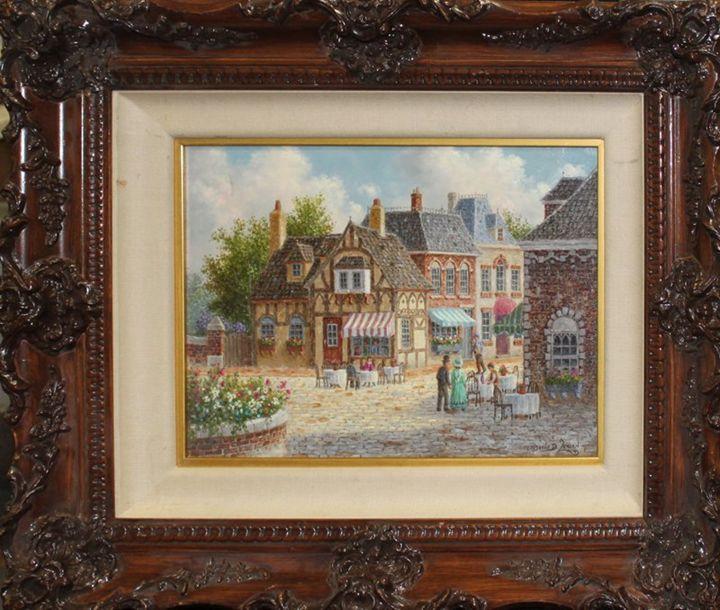 Oakwood Lane - Ocean View Antiques, Artefacts and Artwork