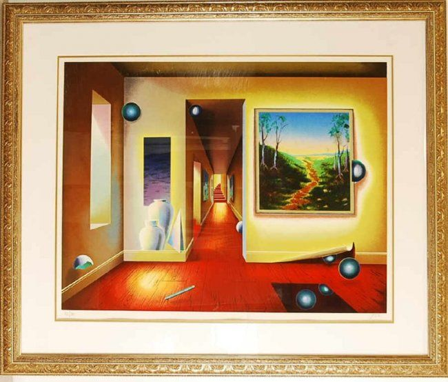 Dream Like Corridor - Ocean View Antiques, Artefacts and Artwork
