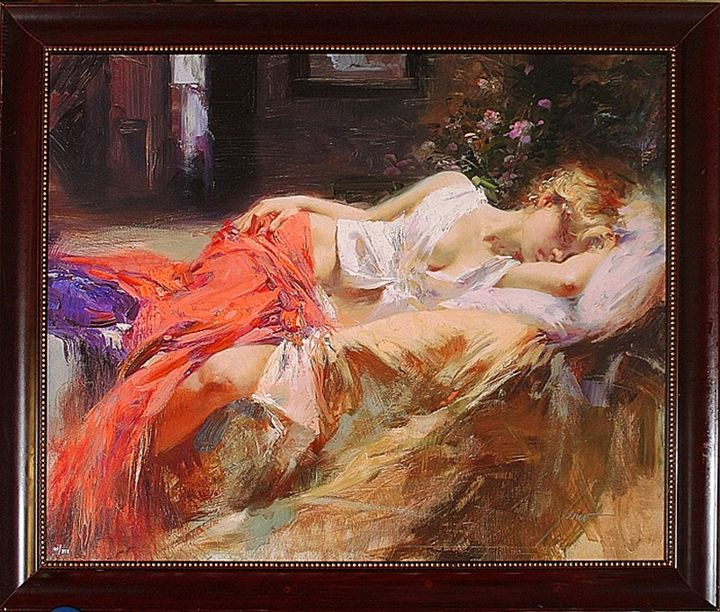 Restless Beauty - Ocean View Antiques, Artefacts and Artwork