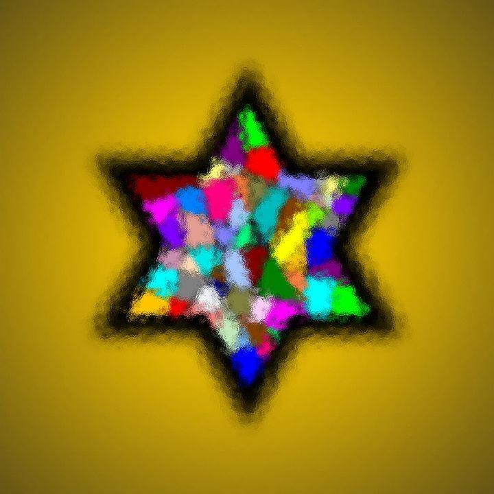 Star of David, Magen David - Ely Greenhut