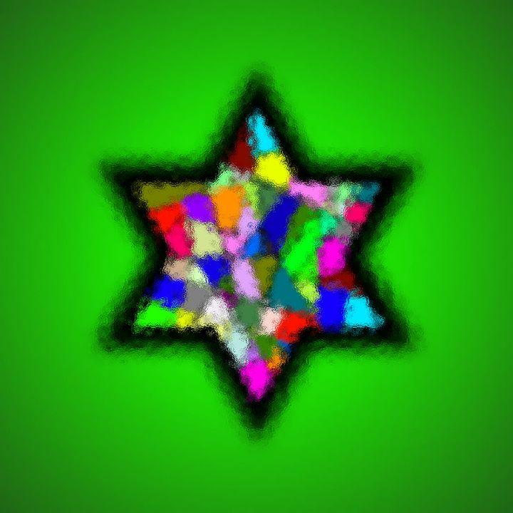 Jewish Star of David - Ely Greenhut