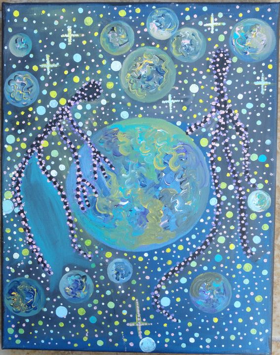 WORLDS AND WORLDS & WATCHERS - nandi's universe