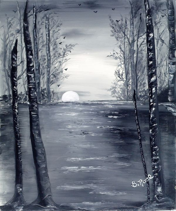 Dark Lucidity - B.Rose_Art@yahoo.com