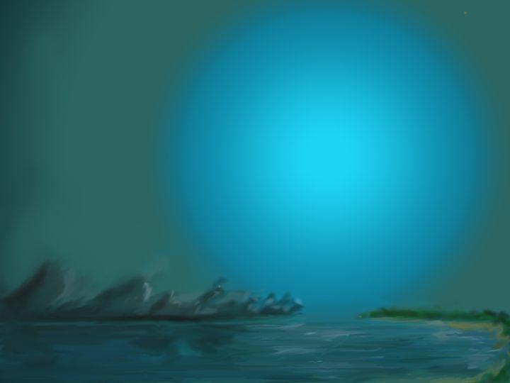 Blue Moon - Arbitrary