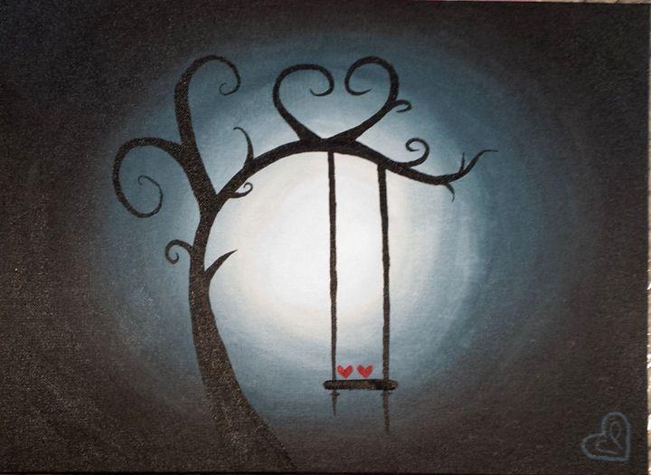 Lost in love - Art by Chelsea
