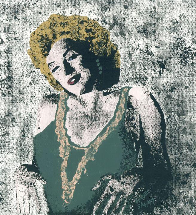 Marilyn Monroe - Amber McDowell