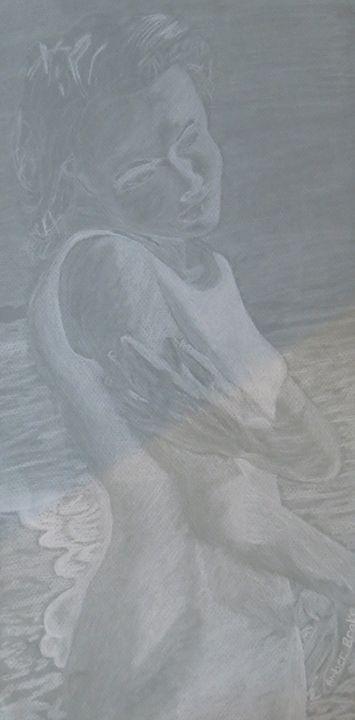 Beach Lady - Amber McDowell