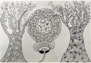 mandala's tree