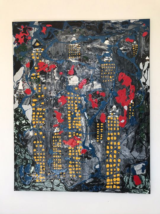 Towers - Graham Dwyer