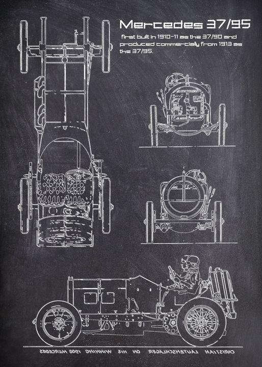 Mercedes 37 95 - FARKI_DESIGN