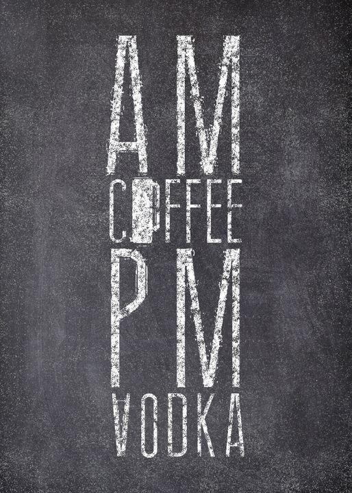 AM COFFEE - FARKI_DESIGN
