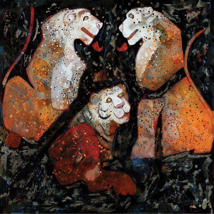 Three Tigers in love - Deepak Shinde