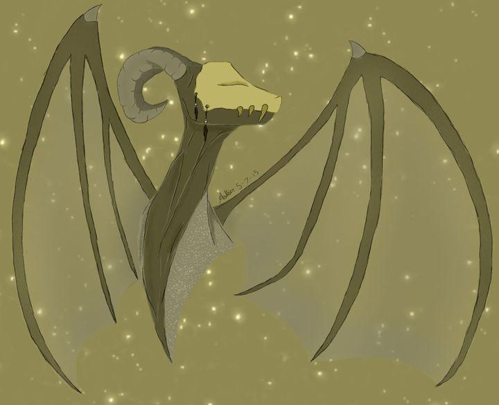Masked Dragon - Doodle Moose