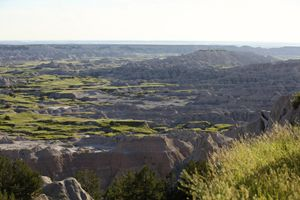 Beautiful Badlands