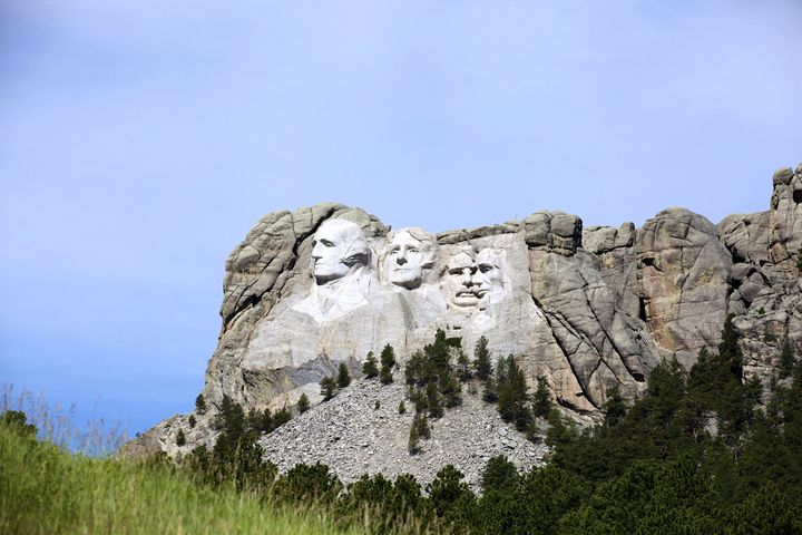 Mount Rushmore - Jessica Jae Photography