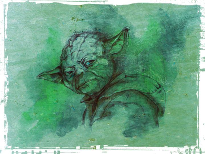 Star Wars Yoda - Matte Hue Innovations