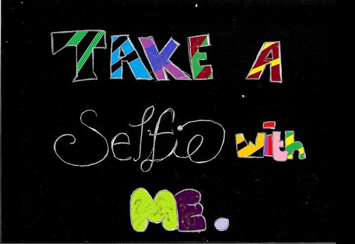 Selfie - ThatOneArtGuy