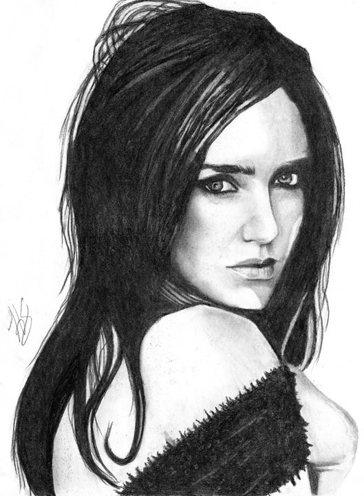 Jennifer Connelly - Hillary Annette Artistry