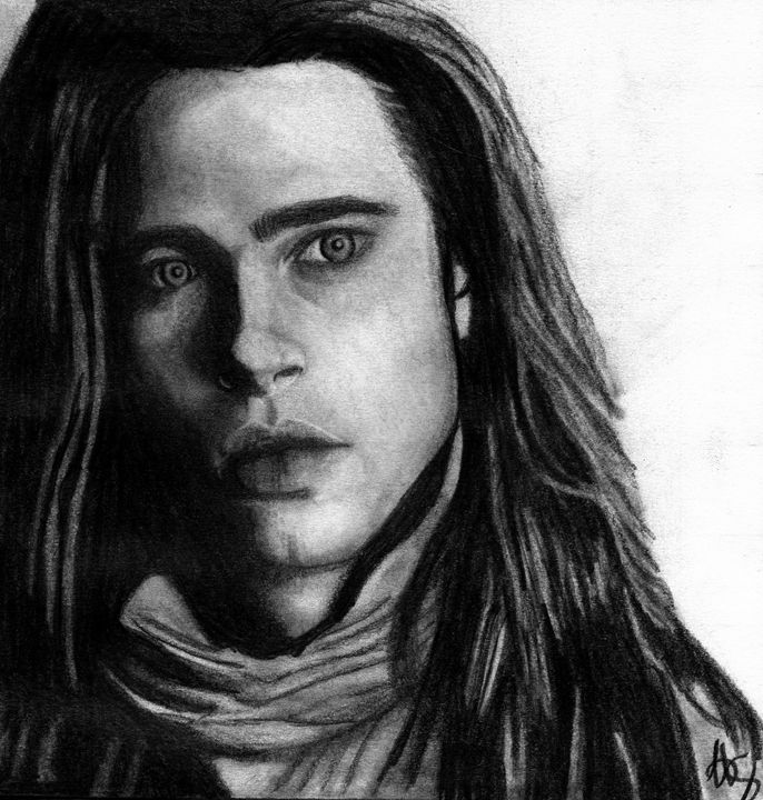 Interview with the Vampire-Brad Pitt - Hillary Annette Artistry