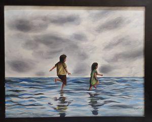Happiness Moment - Sooryapraba Artist