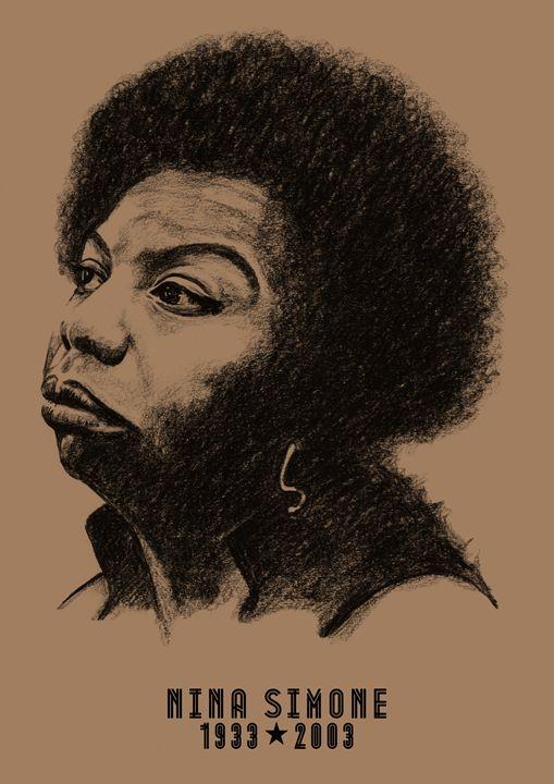 Nina Simone - Hushland Creative
