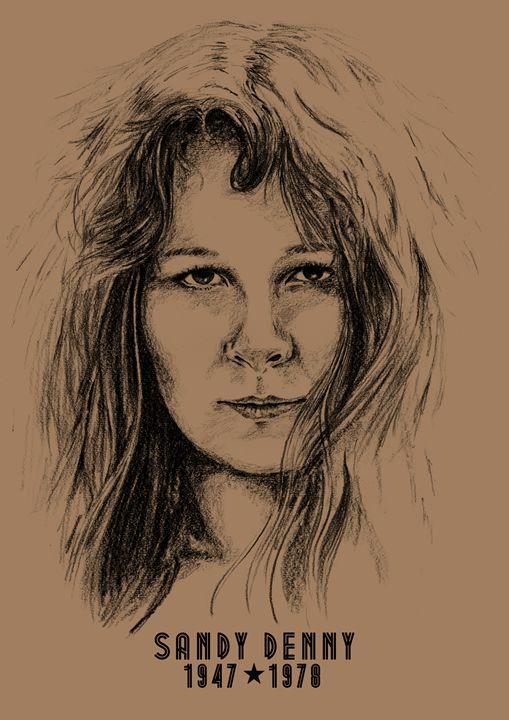 Sandy Denny - Hushland Creative