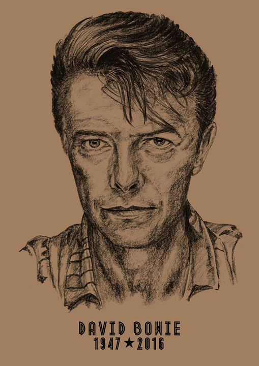 David Bowie - Hushland Creative