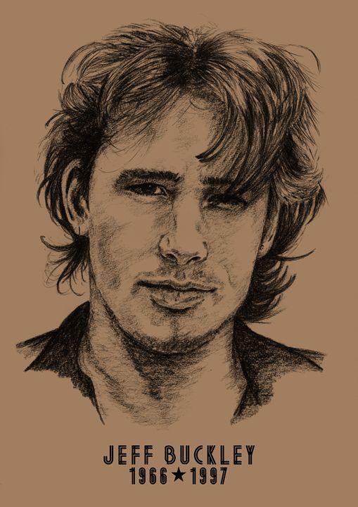 Jeff Buckley - Hushland Creative