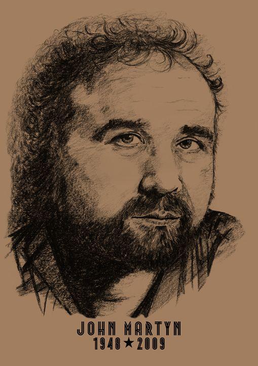 John Martyn - Hushland Creative