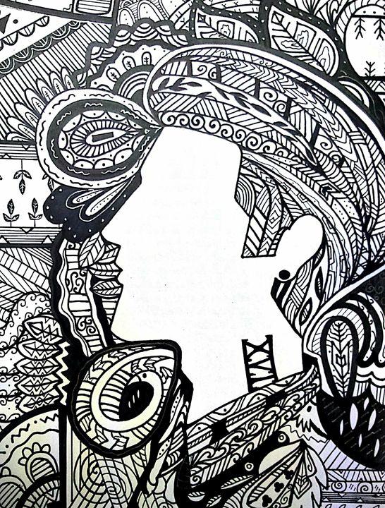Doodle men - Qhieu_86
