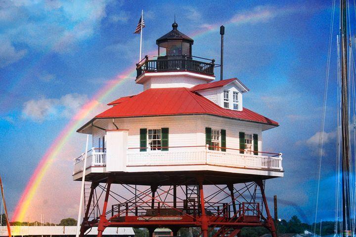 light house - Yankee Dervish
