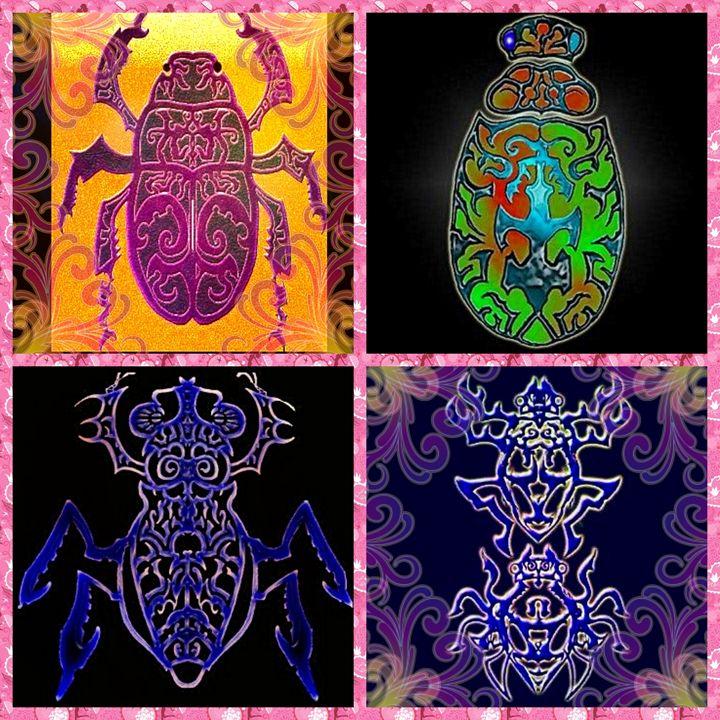 Scarabs - Yankee Dervish