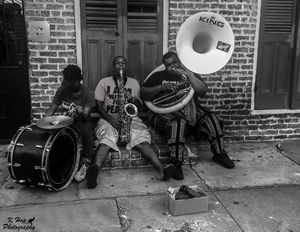 NOLA Street Jazz