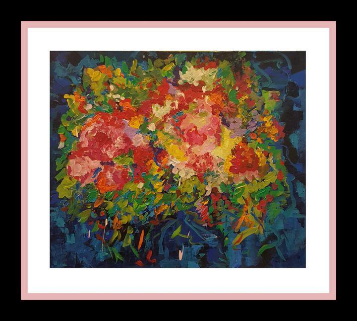 Fleures de soire - Zuraka