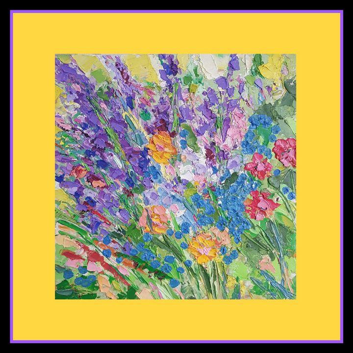 wildflowers - Zuraka