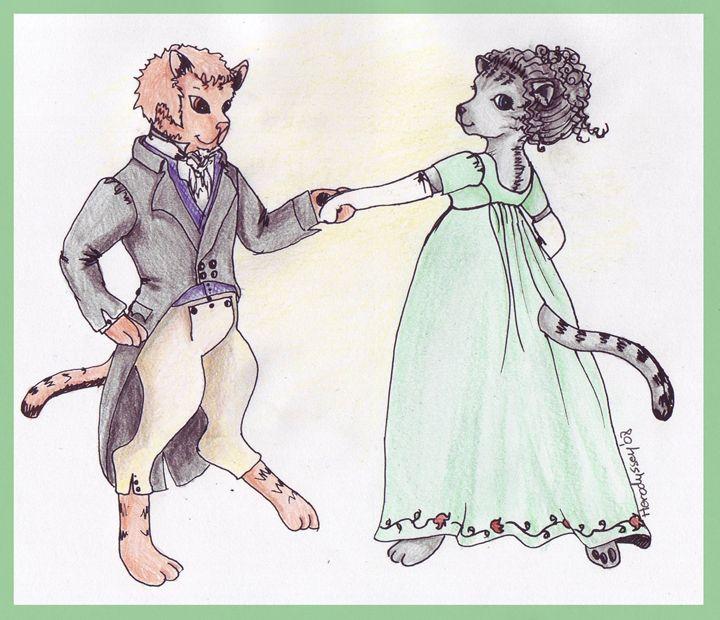 Shall We Dance? - Feffie's Cottage
