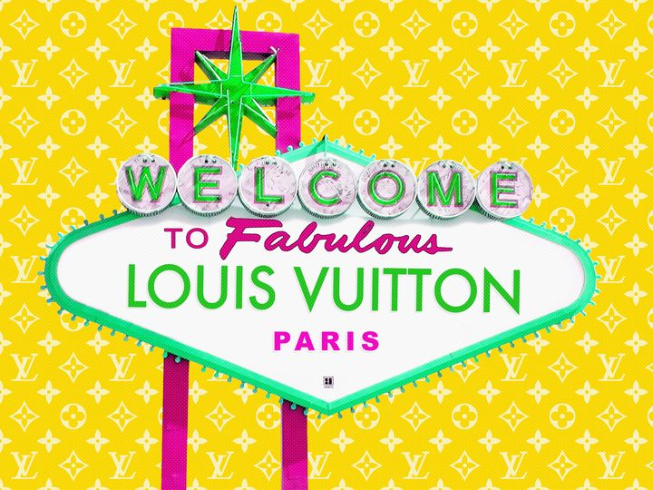 Welcome to Louis Vuitton - Limited - Morgan Belair