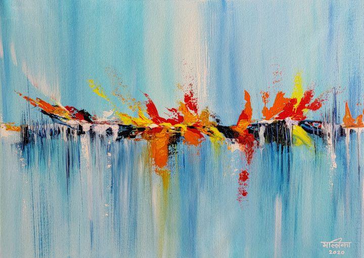 Fire and Ice - Mallika Seth