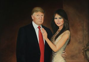 The First Couple of America