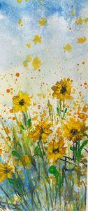 Sunflower Heaven - Simpson Art