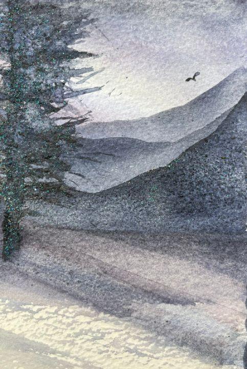 Morning Valley - Simpson Art