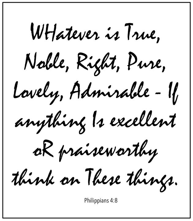 Good Things - Black Letter Pearls