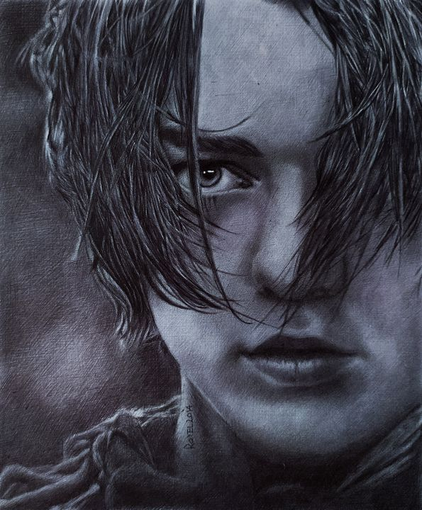 Arya Stark of Game of Thrones - Tats