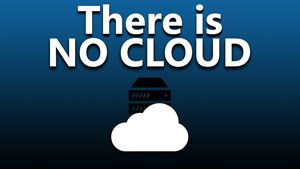There is no cloud. - Xzoos