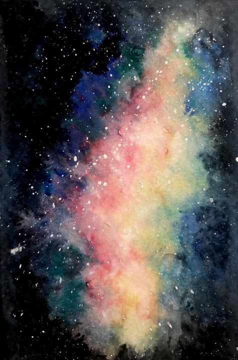 Metanoia - Paints by Naomi