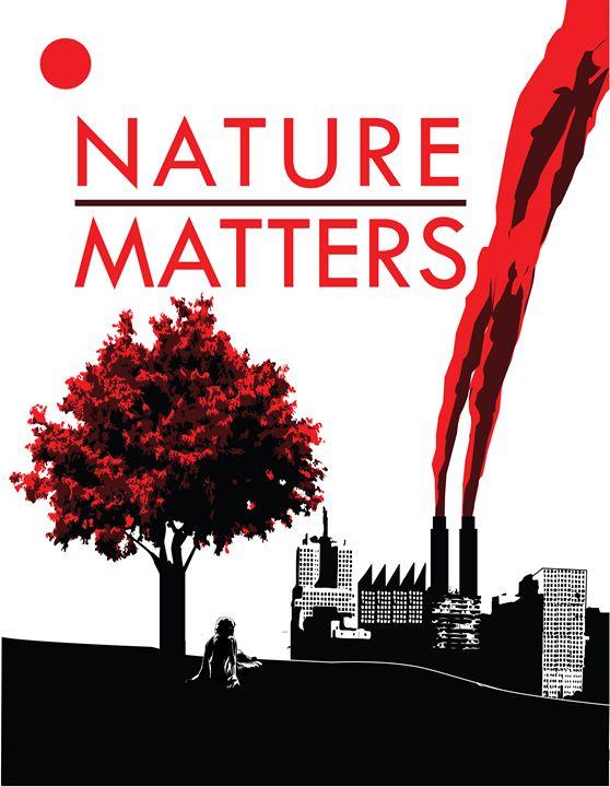 Nature Matters - Jake Wood