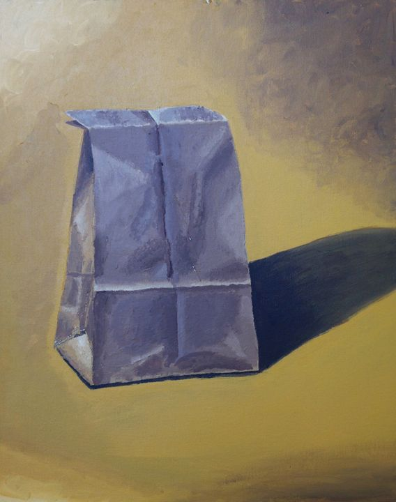 Paper Bag - Jake Wood