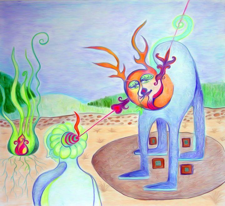 Feeding the Pineal Gland with Love - Lucretia's  World