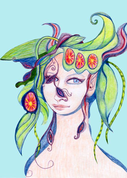 Plant Princess Spirit - Lucretia's  World